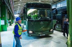 Beindult az Ikarus fehérvári gyára, mutatjuk az új magyar buszt