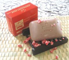 Who needs Candy Canes this holiday season when you can have #NubianHeritage Peppermint Soap!   The oxygen action of Baking Soda invigorates and revitalizes skin as Peppermint's uplifting aroma stimulates the senses.   Crushed almonds add antioxidants and gentle exfoliation to this rich, lathering, invigorating and skin soothing all-natural soap.