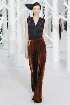New York Fashion Week, Delpozo Otoño Invierno 2015