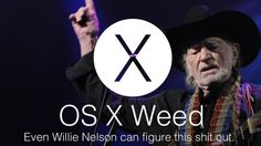 #OSXWeed