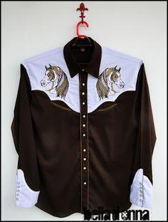 Lojabelladonna: Western Shirt