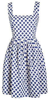 Love this simple dotted dress from #delias Save 15% on sweet spring dresses from @dELiA*s [OFFICIAL] http://blru.me/g61c