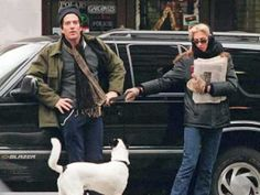 John F Kennedy Jr fights back against the paparazzi after they are so inhumane to his wife Carolyn Bessette Kennedy. Description from wn.com. I searched for this on bing.com/images