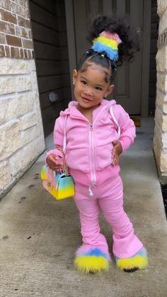 Toddler Boy Fashion, Cute Kids Fashion, Toddler Girl Outfits, Baby Girl Fashion, Kids Outfits, Cute Mixed Babies, Cute Black Babies, Mix Baby Girl, Cute Baby Girl