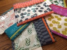 Lucky Project Bags TUTORIAL | may chappell
