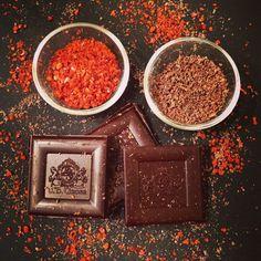 Chilis csokoládé