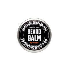 Balsam do brody The Streets Damn Good Soap Company #beard #beardcare #BeardManPL