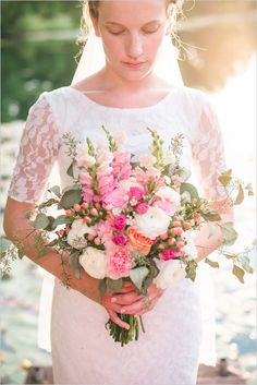 Check out this blog - Wedding Chicks!   This beautiful wedding was held on our property and the floral was done by our talented floral designers.