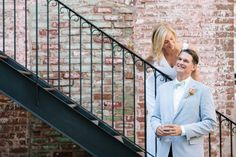 This couple was captured perfectly by Riverland Studios