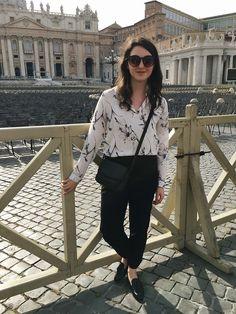Leandra G. - When in Rome