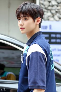 Cute Korean Boys, Korean Men, Cute Boys, Asian Actors, Korean Actors, K Pop, Cha Eunwoo Astro, Astro Wallpaper, Lee Dong Min