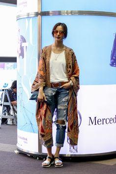 ストリートスナップ渋谷 - 浦浜 アリサさん   Fashionsnap.com