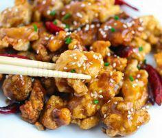 General Tso's Chicken | Kirbie's Cravings | A San Diego food blog