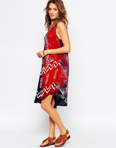 Image 4 of Anmol Umbrella Beach Dress