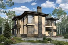 Exterior Design, Gazebo, House Plans, Sweet Home, Outdoor Structures, House Design, How To Plan, Mansions, Architecture