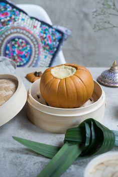 Sangkaya Fak Thong Foodblogger, Vietnam, Thailand, Korea, China, Vegan, Table Decorations, Palm Sugar, Small Pumpkins