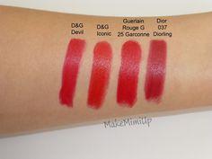 Classic Cream Lipstick by Dolce & Gabbana #4