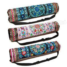 Yogi Bag - Embroidered Design