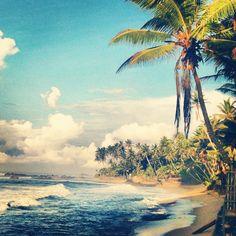 Visit Srilanka www.echosrilanka.com Thalpe Beach Photo taken by Linda Brunetti