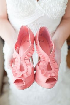 Coral pink! so adorable!