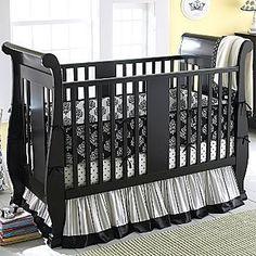 Savanna Bella Furniture Set - Black : baby rooms : baby : jcpenney on Wanelo