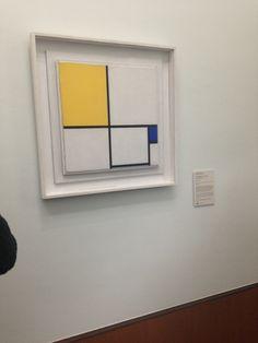 Schilderij in de kunststroming: de Stijl