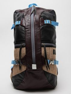 Awesome Backpack - J.W. Anderson's X Porter backpack.