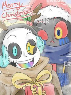 Me and ERROR!! Merry Christmas!