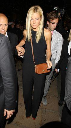 Gwyneth Paltrow - Gweneth Paltrow Leaves the Coach Party in London