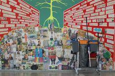 Satu Ylävaaran grafiikkaa & taidetta: itä-Helsinki on helmi