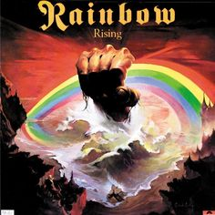 Rainbow Rising on 180g LP + Download Ritchie Blackmore is one of the genuine guitar gods of heavy metal, first gaining fame with Deep Purple and then with his own Rainbow. For nearly a decade Rainbow