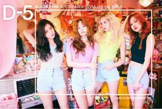 YG Entertainments upcoming k pop girl group Black Pink has revealed group photo teasers as part of promotions. Black Pink is an upcoming girl group which features 4 members, Jennie, Lisa, JiSoo, and Rose. Stay tuned for more updates on Black Pink. Kpop Girl Groups, Korean Girl Groups, Kpop Girls, Yg Entertainment, Forever Young, Snsd, Blackpink Icons, Divas, Jenny Kim