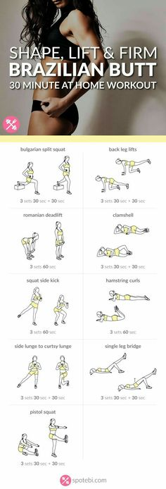 workout plan for men * workout plan . workout plan for beginners . workout plan to get thick . workout plan to lose weight at home . workout plan for men . workout plan for beginners out of shape . workout plan for beginners for women Fitness Workouts, Fitness Motivation, Yoga Fitness, Workout Routines, Butt Workouts, Workout Exercises, Bubble Butt Workout, Workout Plans, Dance Fitness