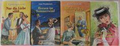 gebrauchtes Buch – Tina Waldmann / Ellen Rothberg / Gloria von Falk / Carola Liebenstein – Herzen im Sommerwind - Alle Rosen haben Dornen - Auf dem Weg zum Glück - Nur die Liebe zählt
