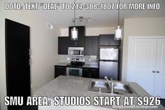 """Deal of the Day: SMU AREA: STUDIOS START @ $926. looking for a place near SMU for under $1000? here's your place. waking distance to SMU the DART and countless restaurants. Property has all the amenities including 2 tanning beds that can be used for free time to get ready for summer.  Don't forget to put down """"Help Urself Leasing"""" when filling out ur lease application to get back 50% of the commission we earn from ur referral. Check out our website for details.  #leasing #lease #rent…"""