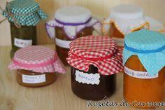 rezetas de carmen: Recopilatorio de recetas de mermelada