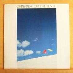 CHRIS REA on the Beach Vinyl LP Two Roads Giverny Lucky Day Just passing through
