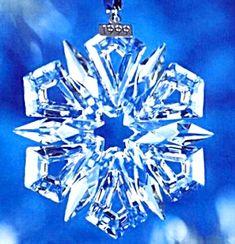 1999 Star Swarovski ornament