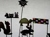 ZOOM . activities . playhouse . The Tortoise and the Hare: A Shadow Puppet Play | PBS Kids