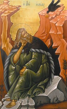 Full of Grace and Truth: The Holy, Glorious Prophet Elias (Elijah) the Thesbite