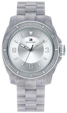 9aad26bc7d2 Tommy Hilfiger 1781199 Sport Grey Dial Acrylic Band Women s Watch   TommyHilfiger  Sport