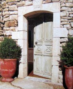 la Brocanteuse: Maisons en Provence
