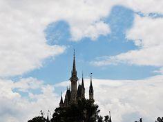 Mickey cloud at tokyo disney resort
