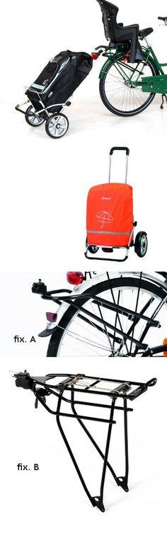 Chariot de vélo Andersen SHOPPER Hydro à étanchéité renforcée