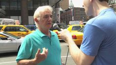 Billy On the Street: LARRY from THREE'S COMPANY!!!