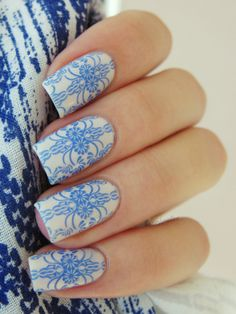 Greek nails