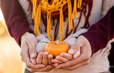 engagement pictures, Moments of Grace Photography, pumpkin engagement ring, October engagement