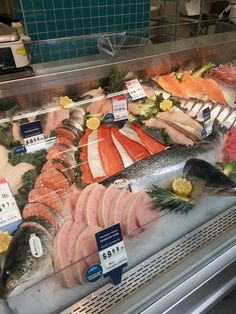 Grocery Store Fish