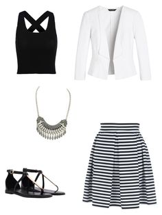 Untitled #142 by liveliveawkwardly6 on Polyvore featuring polyvore, fashion, style, White House Black Market, Jane Norman, Gypsy Soul and clothing