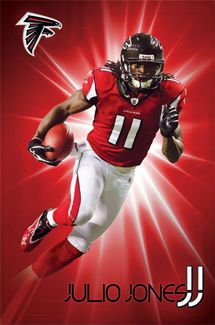 Indianapolis Colts, Cincinnati Reds, Pittsburgh Steelers, Dallas Cowboys, Falcons Rise Up, Falcons Football, Julio Jones, Football Conference, Peyton Manning